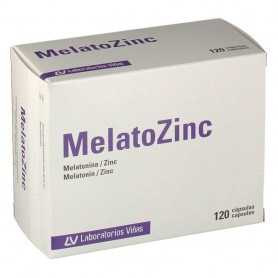 Melatozinc 1 MG 120 Cápsulas