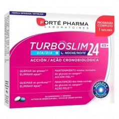 Forté Pharma Turboslim Cronoactive 45+ 56 Comprimidos