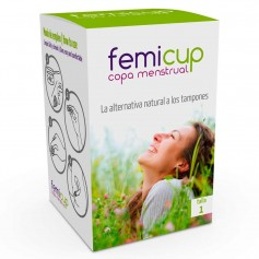 Femicup Copa Menstrual Talla S Pequeña