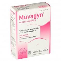 Muvagyn Centella Asiática Gel Vaginal 8 Aplicaciones 5 ML