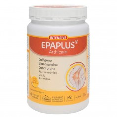 EPAPLUS ARTHICARE COLÁGENO + GLUCOSAMINA + CONDROITINA + AC.HIALURÓNICO + SICILIO + BOSWELLIA LIMÓN-NARANJA 284 GR