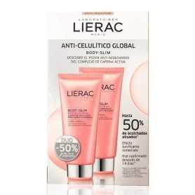 Duplo Lierac Body Slim Anti Celulítico Global 2X200 ML