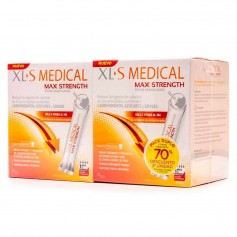 XLS MEDICAL MAX STRENGTH 2X60 STICKS