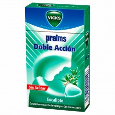 Praims doble Accion Eucalipto 40 GR