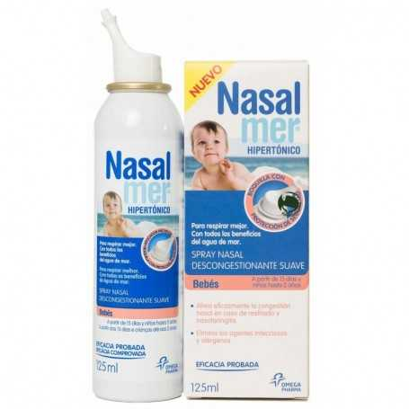 Nasalmer Spray Nasal Niños 125 ML