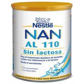 Nestle Nan Al 110 Sin Lactosa 400 GR