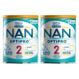 Duplo Nestle Nan 2 Optipro 2X800 GR