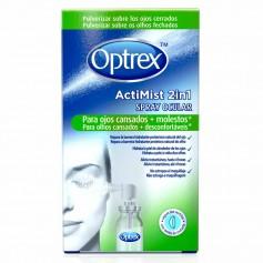 Optrex Spray Actimist 2 en 1 Ojos Cansados y Molestos 10 ML