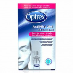 Optrex Spray Actimist 2 en 1 Ojos Secos e Irritados 10 ML