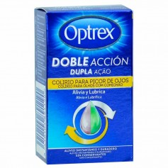 Optrex Doble Acción Picor De Ojos 10 ML