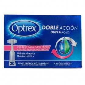 Optrex Monodosis Doble Acción Ojos Secos 20X0,5 ML