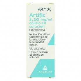 Artific Colirio Solución 10 ML
