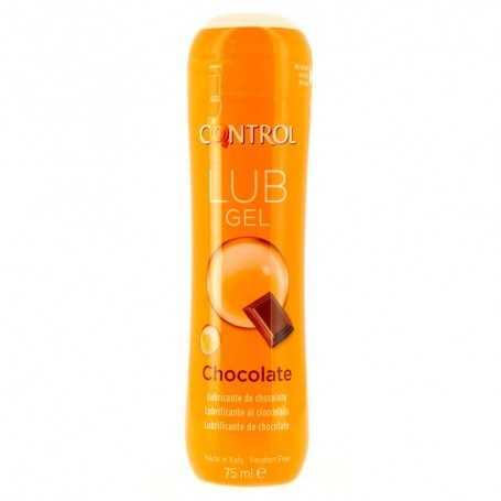 Control Gel Lubricante Chocolate 75 ML