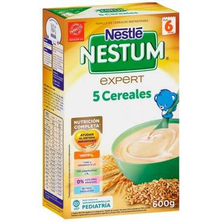 Nestlé Nestum 5 Cereales 600 GR