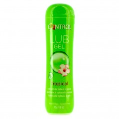 Control Gel Lubricante Tropical 75 ML