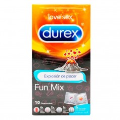 Durex Emoji Fun Mix 10 U.