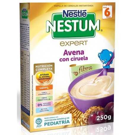 Nestlé Nestum Avena Con Ciruaela 250 GR