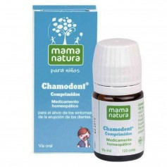 Mama Natura Chamodent 120 Comprimidos