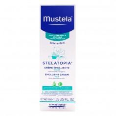 Mustela Stelatopia Crema Facial Emoliente 40 ML