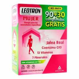 Leotron Mujer 90+30 Comprimidos