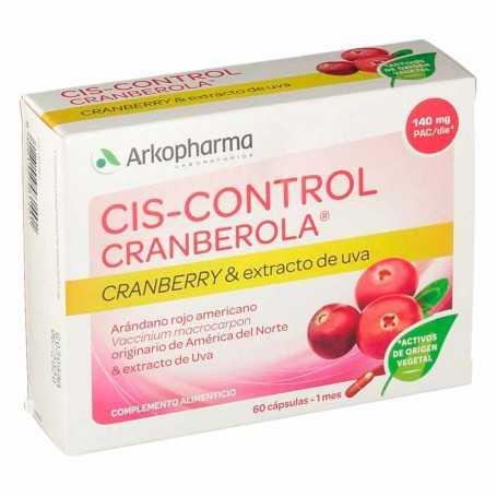 Cranberola Cis-Control 36 GR 60 Cápsulas