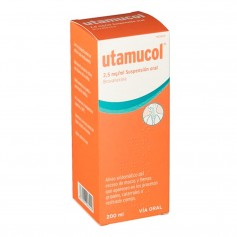 UTAMUCOL SUSPENSION ORAL 200 ML