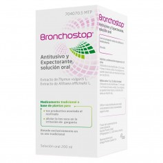 BRONCHOSTOP SOLUCION ORAL 200 ML