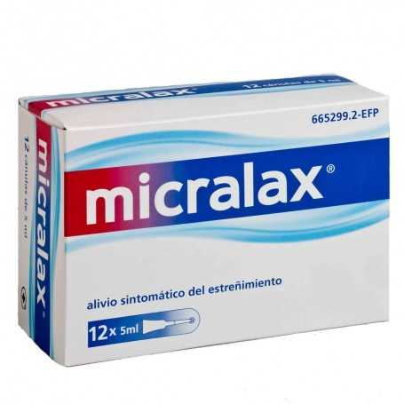 MICRALAX 12 CANULAS