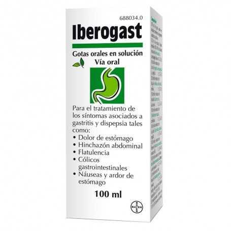 IBEROGAST GOTAS 100 ML