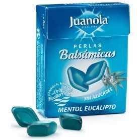 JUANOLA PERLAS BALSAMICAS MENTOL EUCALIPTO