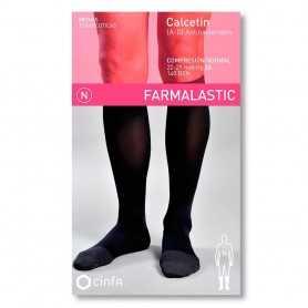 Farmalastic Calcetín Compresión Normal Negro Pequeño