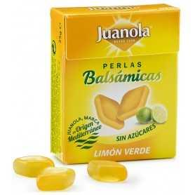 Juanola Perlas Balsámicas Limón Verde