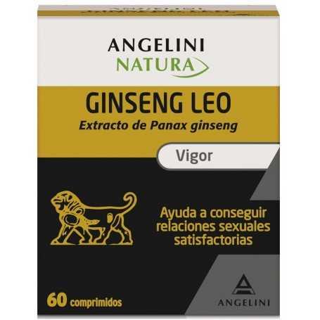 GINSENG LEO 60 GRAGEAS