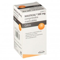 Mastical 500 MG 90 Comprimidos masticables