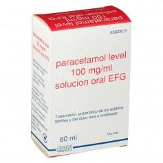 Paracetamol Level 100 MG/ML Solución Oral 60 ML