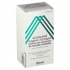 Acuolens Colirio en solución 30 unidosis