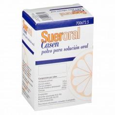 Sueroral Casen Polvo Para Solución Oral 5 Sobres