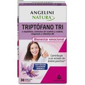 Triptófano Tri 30 Comprimidos