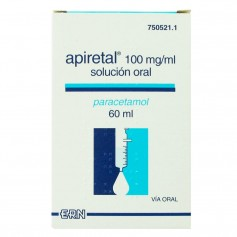 Apiretal 100 MG/ML Solución Oral 60 ML