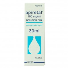 Apiretal 100 MG/ML Solución Oral 30 ML
