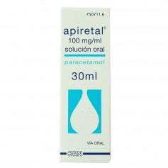 Apiretal 100 MG/ML Solución Oral 30 ML