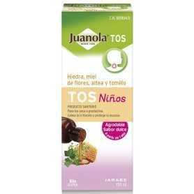JUANOLA TOS JARABE NIÑOS 150 ML