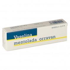 Vaselina Mentolada Orravan Pomada 13 GR