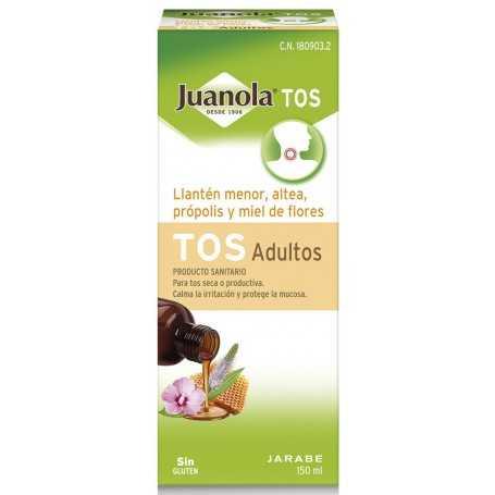 JUANOLA TOS JARABE ADULTOS 150 ML
