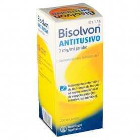Bisolvon Antitusivo 2 MG/ML 200 ML