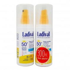 Duplo Ladival Spray Oil Free SPF50+ 2x150 ML