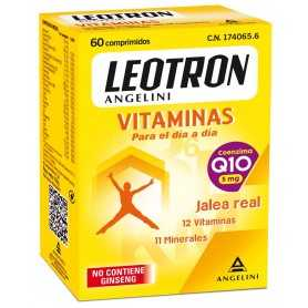 Leotron Vitaminas 60 Comprimidos