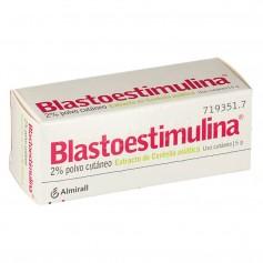 Blastoestimulina Polvo Cutáneo 2% 5 GR
