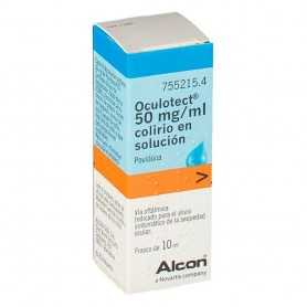 Oculotect 50 MG/ML Colirio En Solución 10 ML