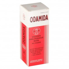 Odamina Solución Para Enjuague Bucal 135 ML